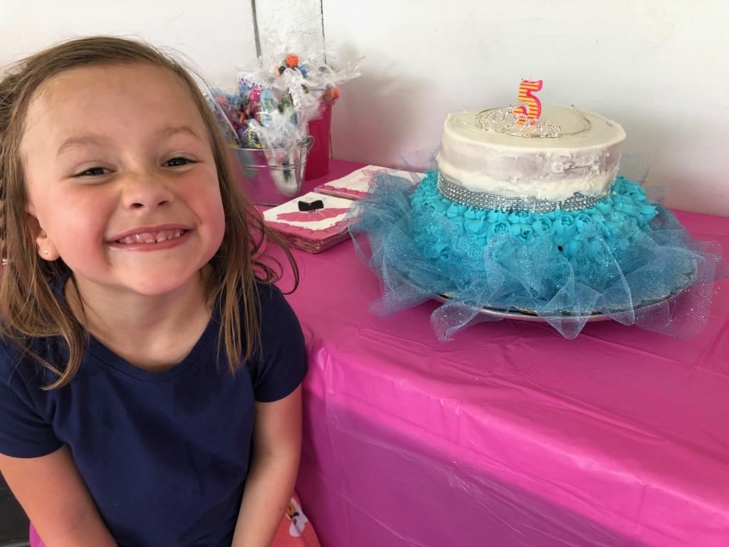 Amelia is 5 (7)